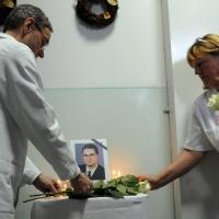 Fél napig küzdöttek Szabad Gábor életéért