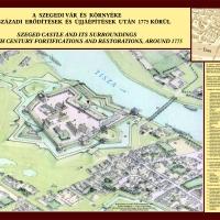 Újabb szegedi várfalszakaszt tárnak fel a régészek…