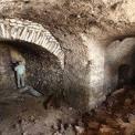 Betemetik az építkezés alatt megtalált barokk pincét Veszprémben