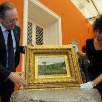 Újabb Munkácsy-művet mutatott be Pákh Imre Szegeden