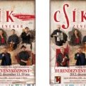 Csík Zenekar koncertje Szegeden