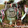 Meggyalázták Wass Albert marosvécsi síremlékét