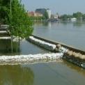 Élhető Tisza-part és árvízvédelem