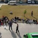Egy éjszaka több mint száz határsértőt fogtak el Csongrád megyében