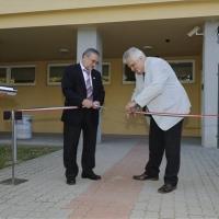 Átadták az SZTE felújított biológiai épületét