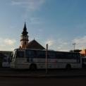 Megrongálták a napkollektoros buszmegállókat Ópusztaszeren