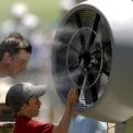 A hőség elleni védekezés fontosságára figyelmeztet az ÁNTSZ