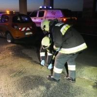 Bűncselekmény volt az autópályára folyatni a ragacsot