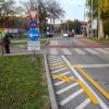 Forgalomelterelés Szegeden: 50 méter bicajozás helyett 700 méter gyalog!