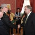 Szegedért emlékérmet kap Dr Gaskó Béla