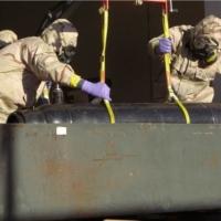 Megsemmisítették Líbia teljes vegyifegyver-arzenálját