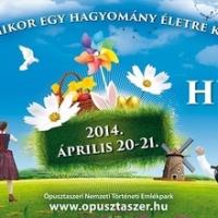 Szeri Húsvét 2014. április 20-21.
