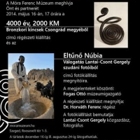 Állatfogakból készült nyakékek, tűzikutyák és a núbiai sivatag titkai a Móra-múzeumban