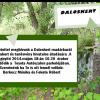 Daloskert – tanösvény madaraknak és madárbarátoknak