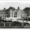 Debreceni pályaudvar pusztulása