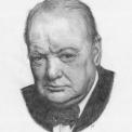 Churchill származása és hajlamai