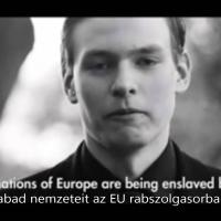 A svéd ifjak üzenete Európa népeinek