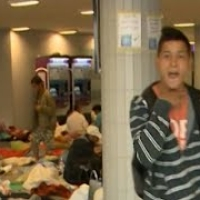 Halál a magyarokra – üzeni egy bűnvándorló!