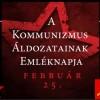 Dr. Ótott Ferenc – A kommunizmus áldozatainak emléknapján