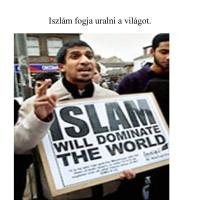 """""""Vallással a békéért"""" – Iszlám fölvonulás Londonban"""
