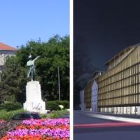 A műemlékvédelemről – A Radetzky laktanya elpusztított falainak árnyékában…