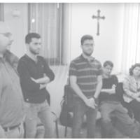 Iraki keresztények a plébániánkon