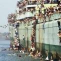 Csövesek, csavargók rajzanak Líbiából Olaszországba…