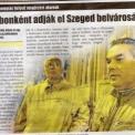 Értékvédő villámcsődület – Darabonként adják el Szeged belvárosát