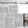 Magyar Kártya – Megtépázott lap