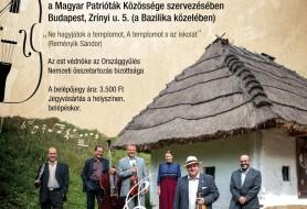 A fölvidéki Kecső magyar iskolájáért – Jótékonysági est Szalonnával