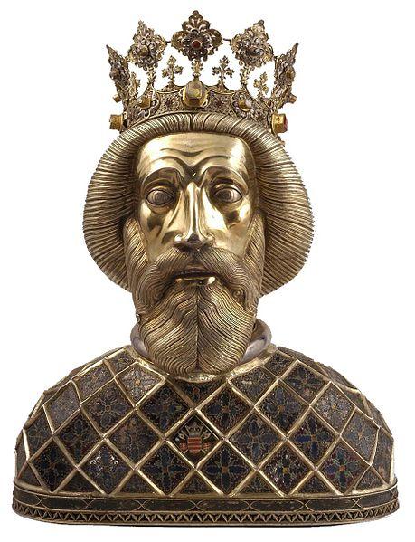 Szent László képe